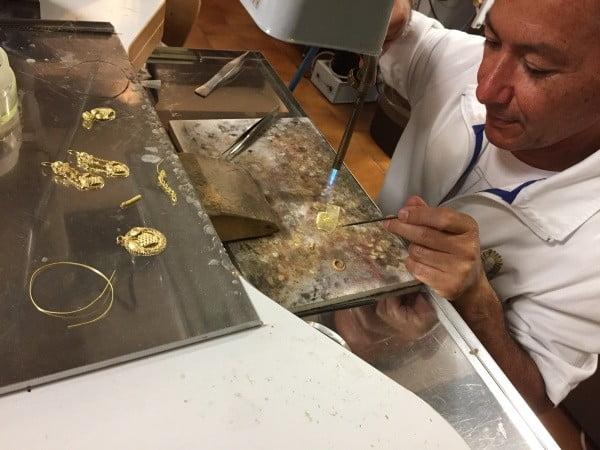 orafo olbia riparazioni manufatti